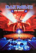 Iron Maiden - 'En Vivo!' Poster Flag